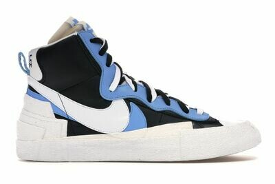 Nike Blazer High sacai White Black Legend Blue