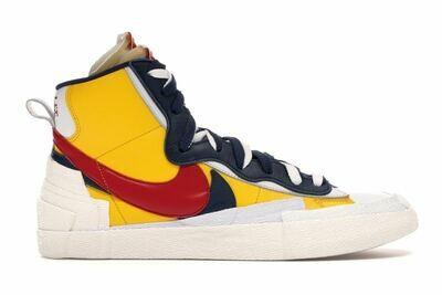 Nike Blazer High sacai Snow Beach
