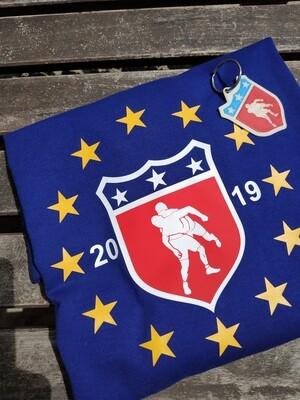 CW Euros 2019 Tee