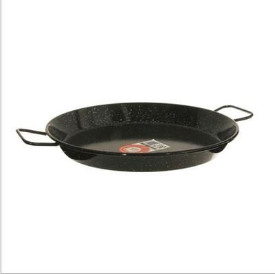 Paella Pan Enamel Steel 28 cm