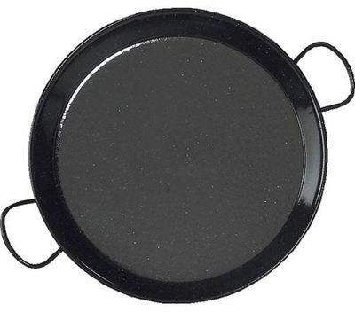 Paella Pan Enamel Steel 40cm