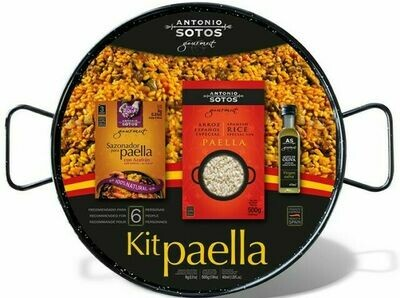 Paella Cooking Kit