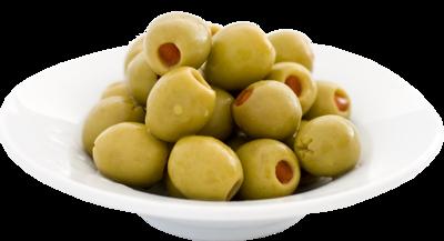 Spanish Stuffed Olives