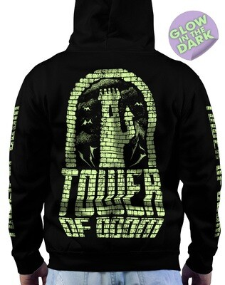 Tower of Doom - Glow In The Dark Hoodie