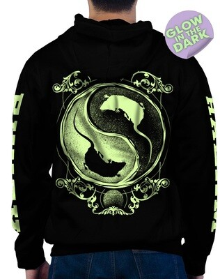 Queso - Glow In The Dark Hoodie