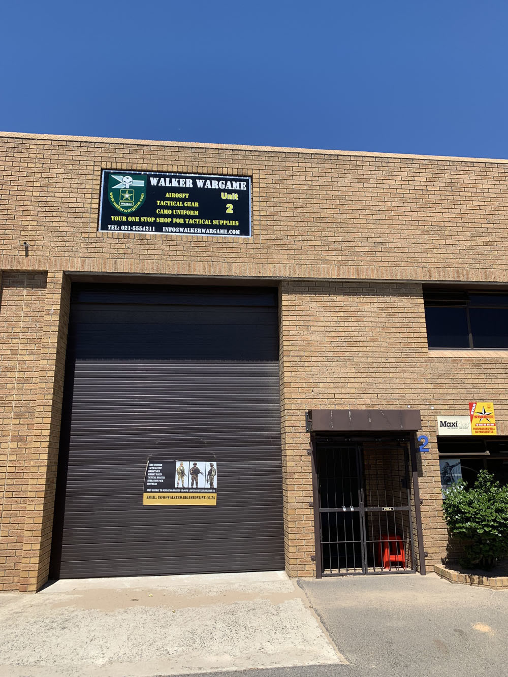 Capetown Branch