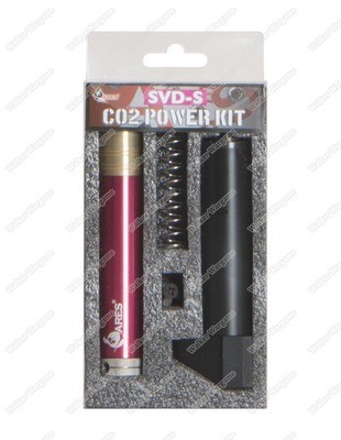 ARES CO2 Power Conversion Kit for SVDS Sinper Rifle Airsoft Gun