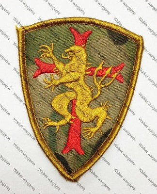 B2803 US Navy Seal Team 6 DEVGRU Patch With Velcro - Multicam Colour
