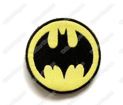 WG066 The Avengers - Batman Patch With Velcro - Full Color