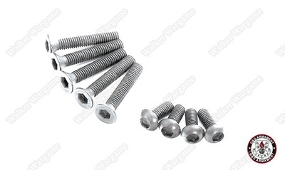 G&G Gear Box Screw Set for Ver II M4 Gear Box