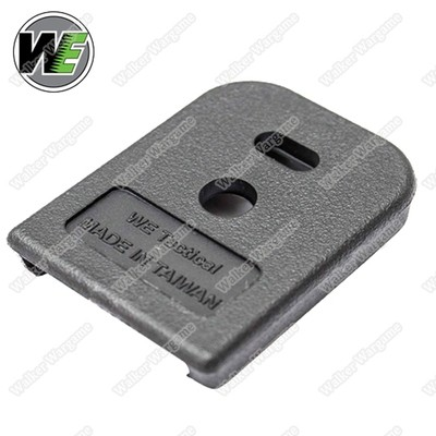 WE Tech Factory Original Magazine Baseplate Mag Foot For All Glock GBB Pistol