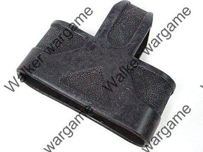 AK G3 R1 7.62 Rifle Magazine Quick Pull - Black Tan Color