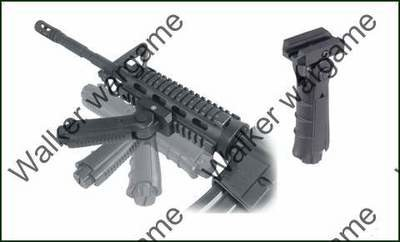 UTG Tactical Foldable Foregrip - Black