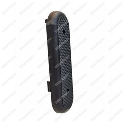 G&G Replacement Crane Stock Rubber Butt Pad - BLACK