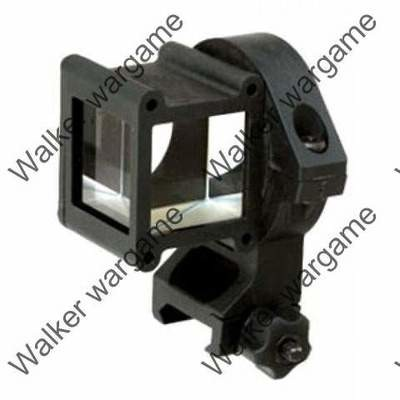 Angle Sight 360o Rotate For Dot Sight - Black Tan
