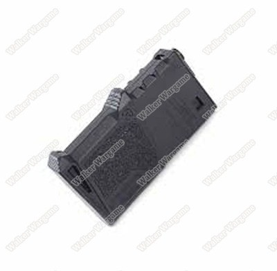 ARES Amoeba 120rds Mid Cap Short Mag Magazines For M4 / M16 AEG - Black