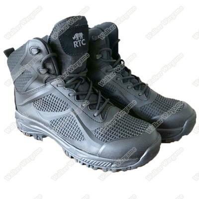 527 RTC Tactical Combat Boots - Black
