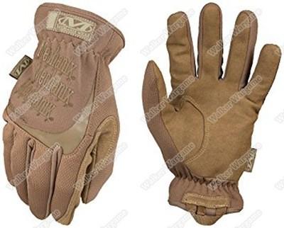 Mechanix Wear FastFit Covert Tactical Gloves - Marine Coyote Tan