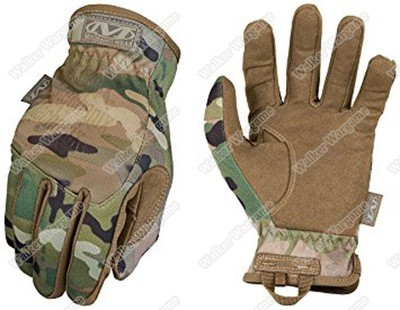 Mechanix Wear FastFit Covert Tactical Gloves - Multicam