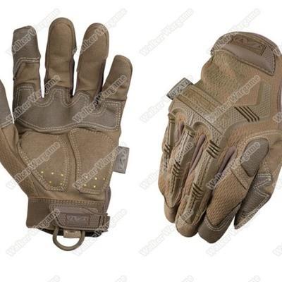 Mechanix Wear M-Pact Impact Tactical Gloves - Coyote Tan