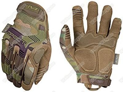 Mechanix Wear M-Pact Impact Tactical Gloves -  Multicam