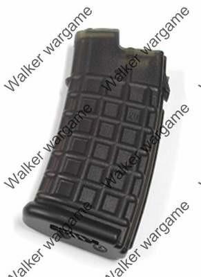 JG AUG Plastic High Cap Magazine 420 Round Capacity - Fit Airsoft Gun