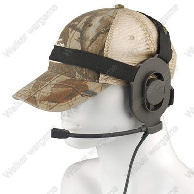 Special Forces ELITE II series headset - Tan & Black