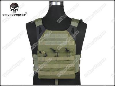 Tactical VT390 JPC Molle Vest Plate Carrier - OD Green