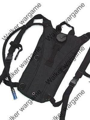 Hydration Water Backpack System Bag - SWAT Black