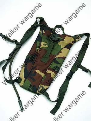 Hydration Water Backpack System Bag - Woodland