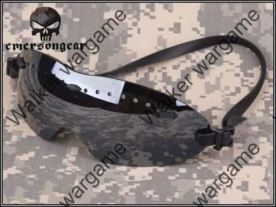 Emerson Tactical Optics Boogie Regulator Goggles