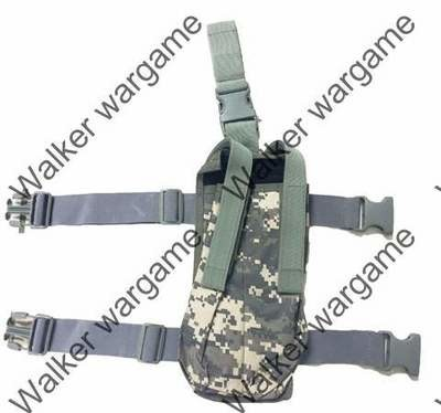 Drop Leg SMG Mp5 Mp9 P90 UMP Magazine Pouch - US Army Digital Camo ACU