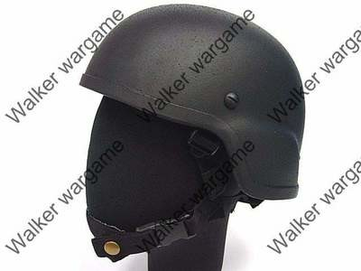 US ARMY MICH 2000 Replica Helmet - Black