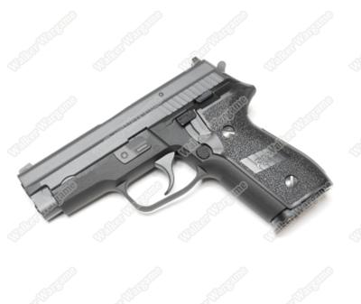 WE Tech Sig Sauer P229 Full Metal Green Gas Airsoft Gas Blow Back Pistol