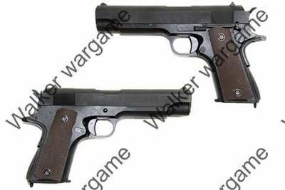 CYMA COLT M1911 Fixed Slide Airsoft Electric Pistol AEP