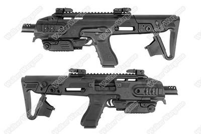 CAA Tactical RONI Pistol Carbine Conversion