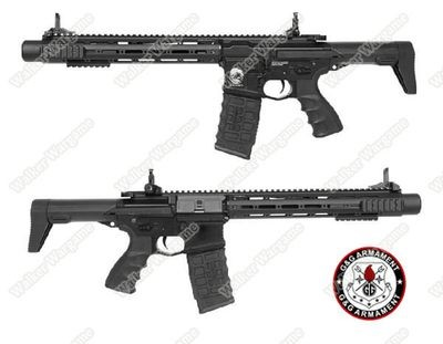 G&G Honey Badger L PDW15-AR Full Metal AEG Rifle With Mosfet Airsoft Rifle