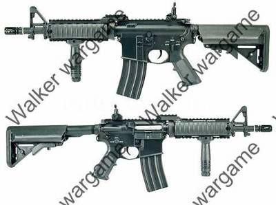 CYMA M4 CQB RAS II Full Metal AEG
