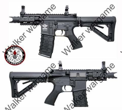 G&G Fire Hawk M4 CQB Rifle Magpul Styel - Electric Blow Back- Black