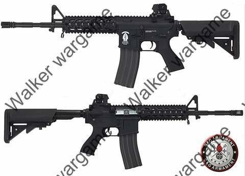 G&G M4 TR15 Raider Full Metal - Free ForeGrip