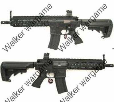 JG HK-416 Metal RIS Rail  Crane Stock- Airsoft Electric Gun AEG (JG-FB6621)