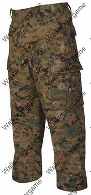 New US Marine Digital Woodland Marpat Camo Pants