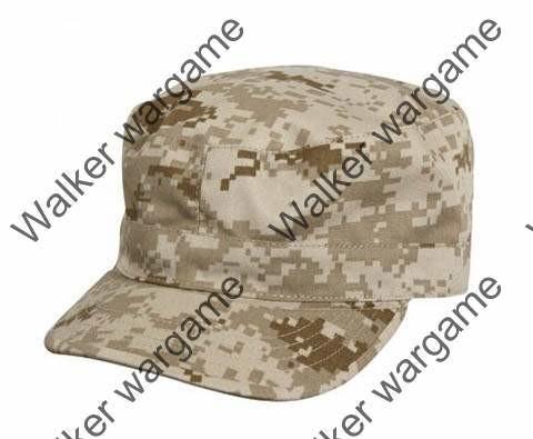 Combat Cap Hat - Digital Desert Marpat