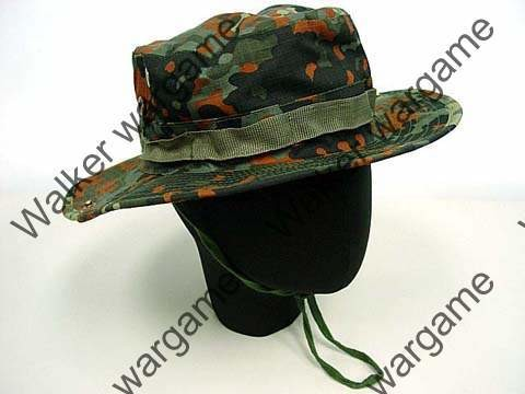 German Woodland Flecktarn Boonie hat