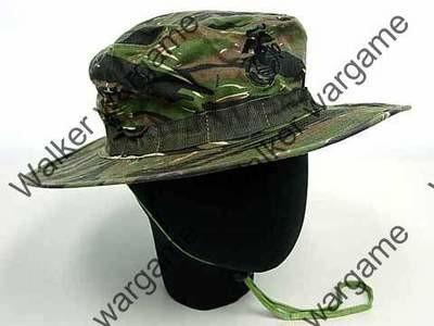 US Army Vietnam War Tiger Stripe Woodland Camo Boonie Hat
