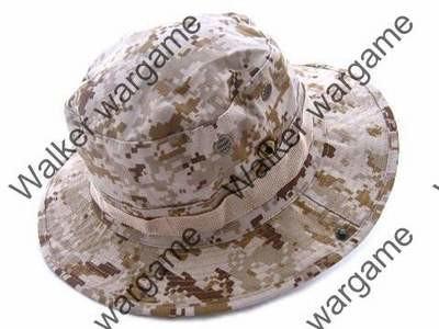 US Marine Marpat Digital Desert Camo Boonie hat