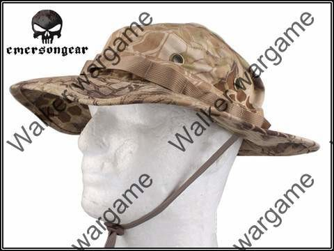 21th Century New Special Force HLD Camo (Highlander Camo) - Boonie Hat
