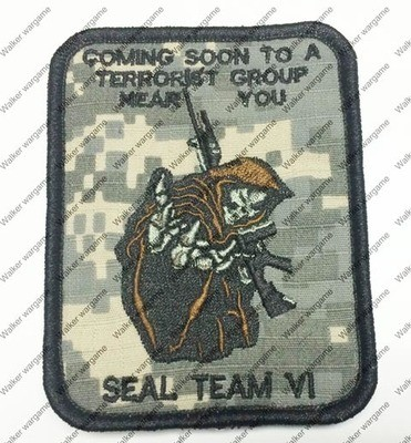 B3028 Navy SEAL Team 6 Devgru