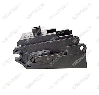 Battleaxe G36 Mag Well Convertor ( Let G36 Use M4 Magazine)