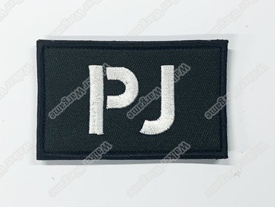 WG117 PJ USAF Para Rescue US Airforce Speical Unit Patch With Velcro - Full Colour